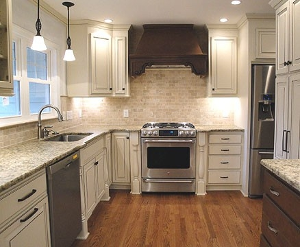 KITCHEN WITH SS APPLIANCES 02 22 16