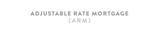 ADJUSTABLE RATE MORTGAGE  04 01 2016